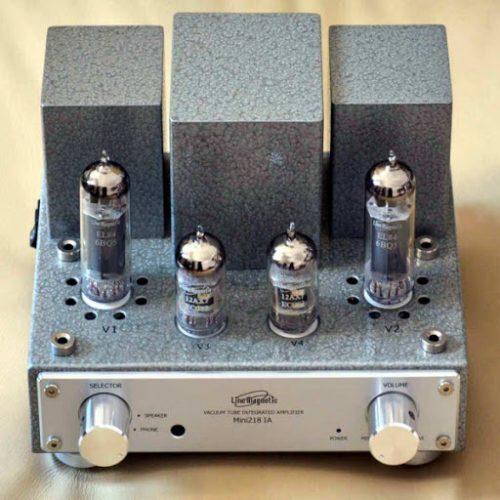 LINE-MAGNETIC-AUDIO-LM-218-MINI-IA